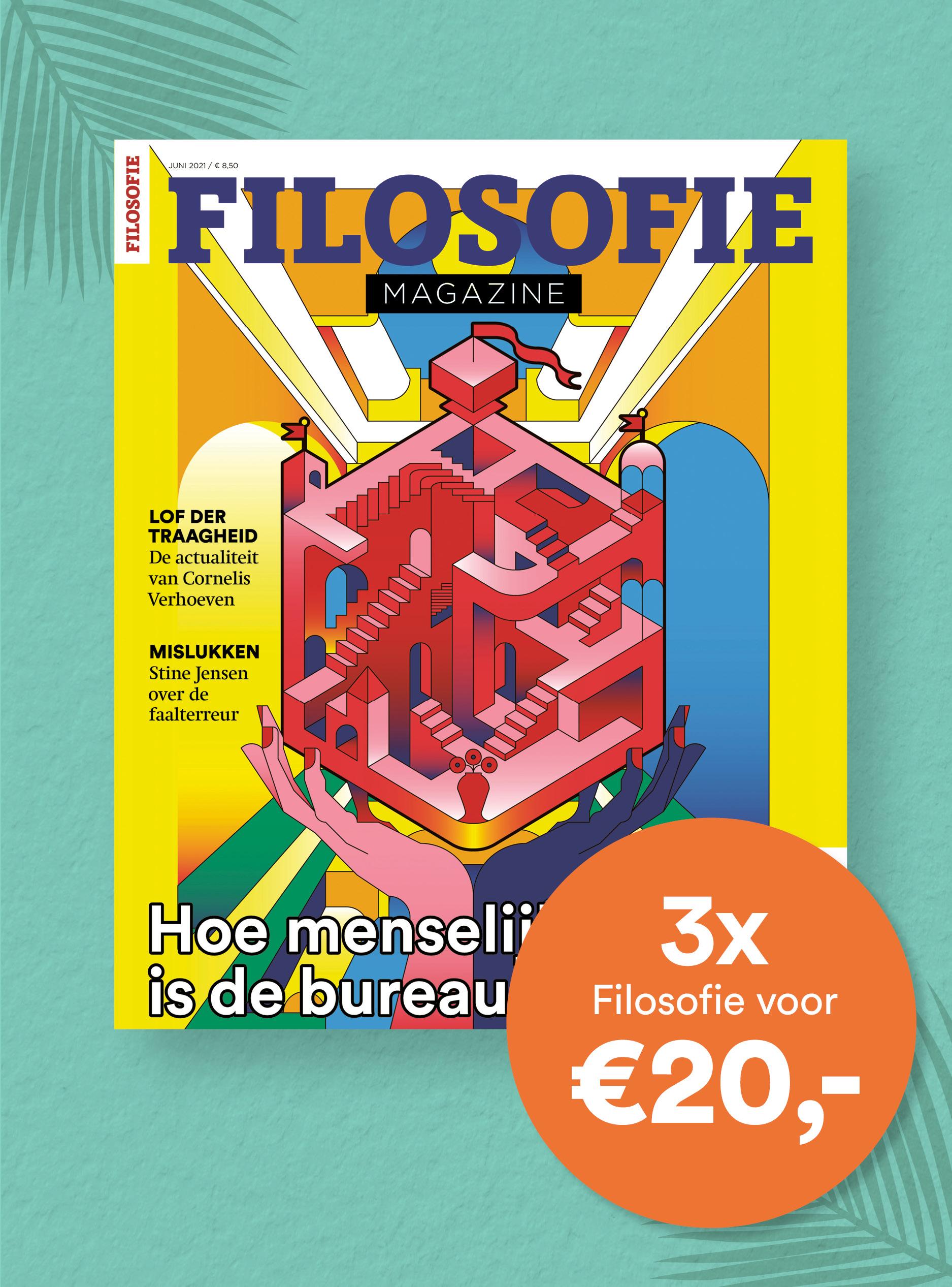 Afbeelding Filosofie Magazine